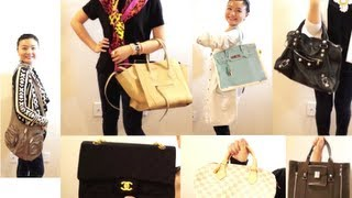 My Handbag Collection Thumbnail