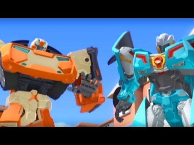 Тоботы новые серии -2 Серия 2 сезон - мультики про роботов трансформеров [HD]