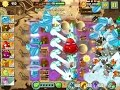 Plants vs Zombies 2 Big Bad Butte Epic Hack - Awesome Cheats @ Level 100 Celebration