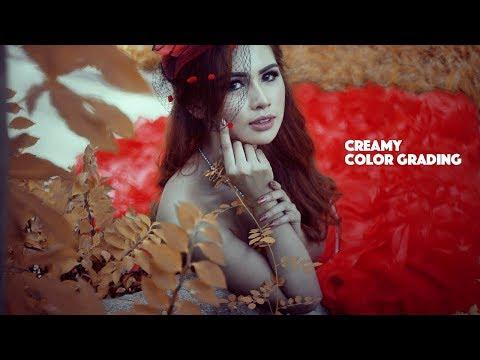 Creamy Orange Tone Color Grading Photoshop Tutorial thumbnail