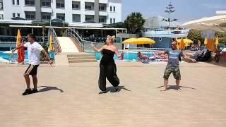 SUICIDE WALTZ - Linedance by Debbie McLaughlin, Joey Warren, Niels Poulsen May 2014 Demo