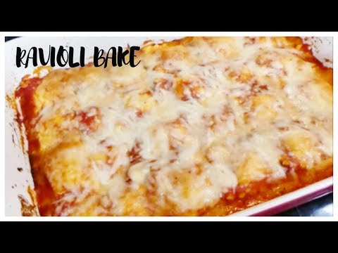 RAVIOLI BAKE | The JayLi Life