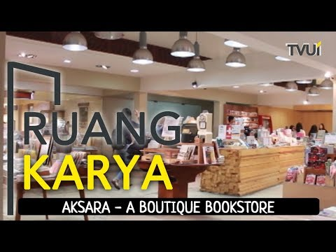 Aksara - A Boutique Book Store