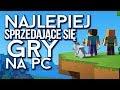 CS GO czy Minecraft 10 najlepiej sprzedających się gier na PC w całej historii