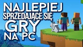 CS: GO czy Minecraft? 10 najlepiej sprzedających się gier na PC w całej historii