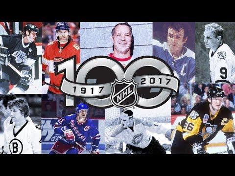 100 величайших игроков в истории НХЛ. Полная версия