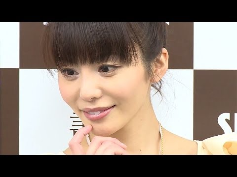 森崎友紀 セクシーは「終止符です」 DVD付き写真集「食と欲」発売イベント(1)