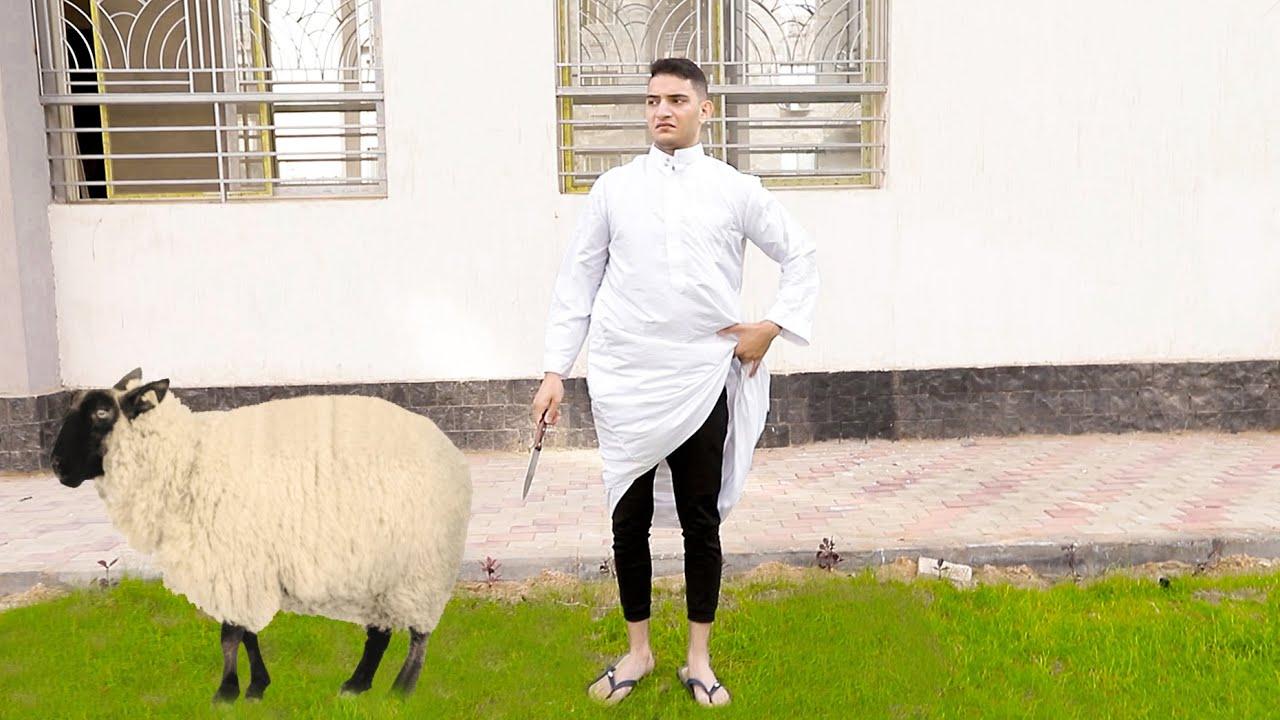 انواع الناس فى العيد | نادر احمد