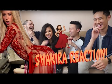 Shakira - Me Enamore (Official Video) Reaction