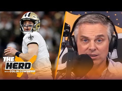 Colin predicts if NFC teams will go over or under their projected win totals | NFL | THE HERD