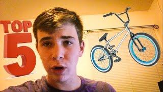 TOP 5 BMX BIKES (NEW)