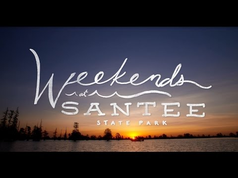 Weekends at Santee State Park