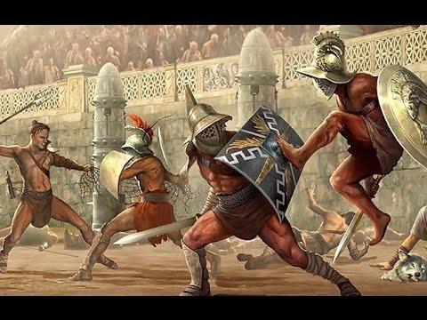gladiatoren spiel