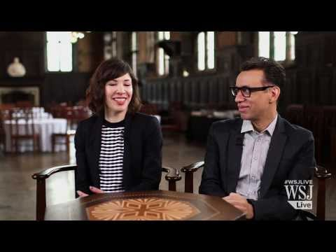 Fred Armisen and Carrie Brownstein: Outtakes Reel
