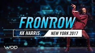 Dans KK Kaelynn Harris | FrontRow | World New York 2017 | #WODNY17