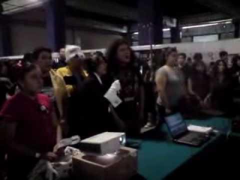 Ichiro No Hana karaoke concomics morelia octubre 2009
