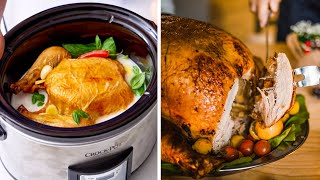 Easy Food and Meal Prepping Tips to Be Organized | Helpful Cooking and Food Storage Hacks by Blossom