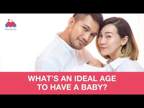Ideal Age to have a Baby? New Parents