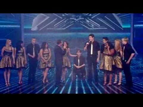 [FULL] Glee - Don't Stop Believing - The X Factor