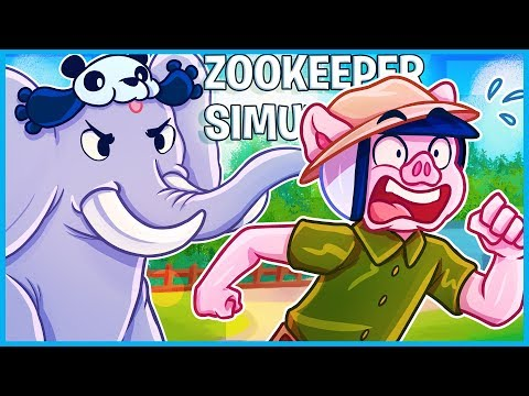 I became a zookeeper and the animals murdered me...a lot