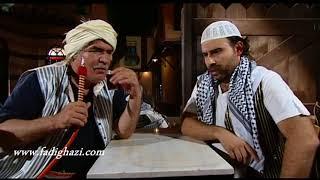 شاميات ـ مكواة تسببت بحرق خطير ـ فادي غازي ـ نزار ابو حجر