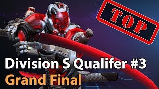 ► Division S Qualifier #3 - Grand Final - Heroes of the Storm Esports