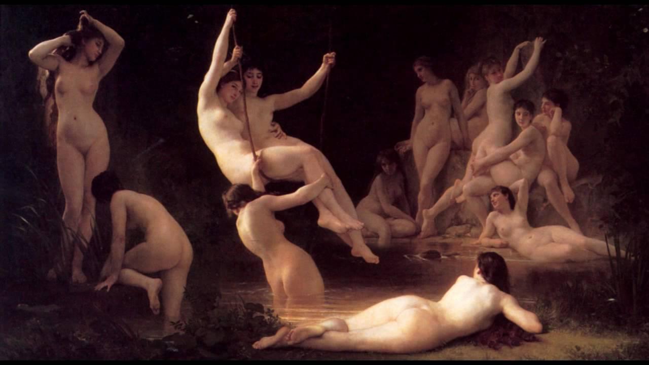 Chicas123 - Jovencitas desnudas en el bosque