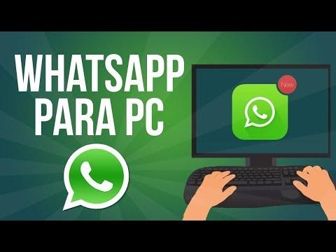 Descargar WhatsApp para pc sin emuladores el mejor metodo 2017
