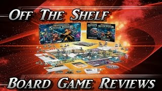 Warhammer Quest: Silver Tower - Sample Game