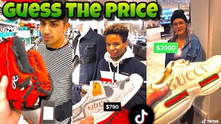 Guess The Price Tik Tok Challenge | I'll Buy It For You🤔💸🤑