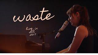 Pamela Myburgh - Waste (Live Performance)