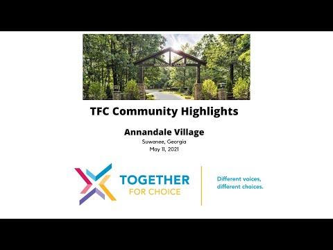 TFC Community Highlight - Annandale Village