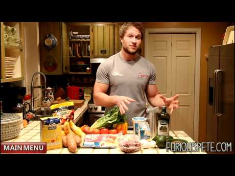 Nutrition – Simple Guide To Any Body Transformation | Furious Pete