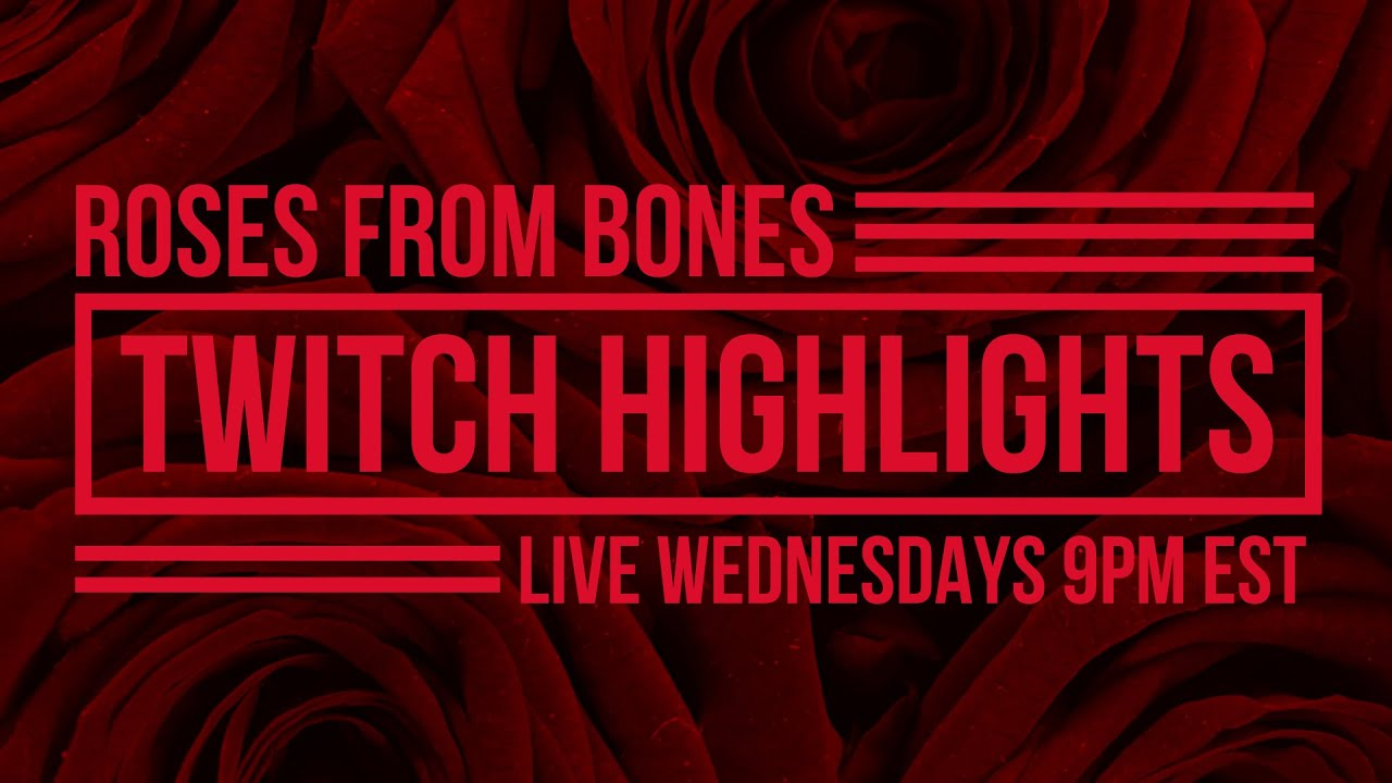 Roses from Bones - Migraine & Holding On To You (Twenty One Pilots Cover) - Twitch Highlights