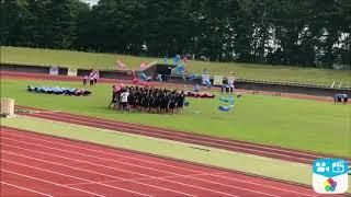 栄東高校 男子 マスゲーム 2018