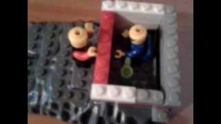 Лего мультик сталкер