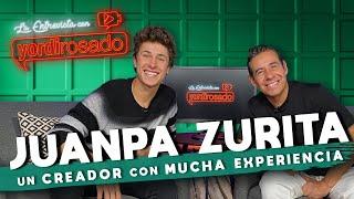 JUANPA ZURITA, un CREADOR con MUCHA EXPERIENCIA | La entrevista con Yordi Rosado