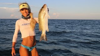 BEST Florida Keys Fish Recipe: Snapper from Ocean to Plate