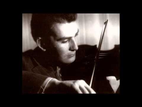 Max Bruch Violin Concerto No.1 in G minor Op.6, Christian FERRAS