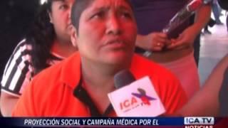 CAMPAÑA MEDICA EN PENAL DE CACHICHE
