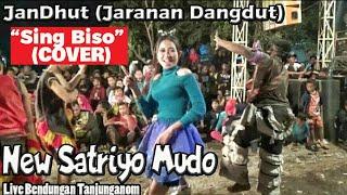 Sing Biso (COVER)---JanDhut (Jaranan Dangdut) New Satriyo Mudo Live Kedungrejo Tanjunganom