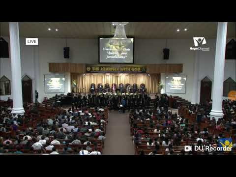 AJAIBLAH YESUS JURUSLAMATKU - Heaven Bound Choir
