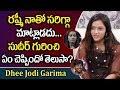 Download Video Garima Comments On Rashmi || Dhee Jodi Garima Excusive Interview || Sudigali Sudheer || HiFiTV