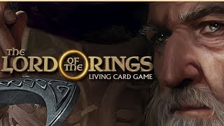 Trump plays Lord of the Rings: Living Card Game