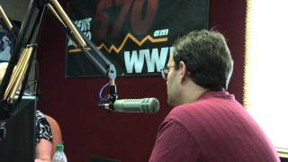 Part 3 of 3: Choya Harden of RelyLocal Asheville on Leah McGrath's Ingle's Radio Show