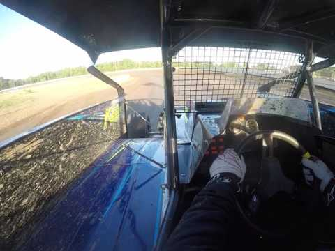 Bridgeport Speedway Rookie Feature 6/3/17