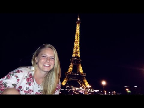 ONE STUNNING DAY IN PARIS! - Travel France vlog 201