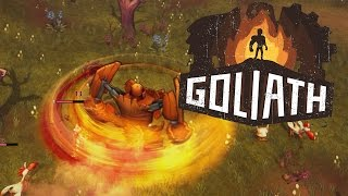 Goliath Game - THE DODOS MUST DIE - Goliath Gameplay Demo