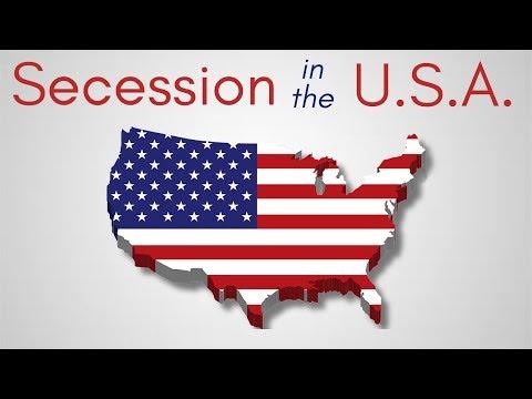 Secession in the United States