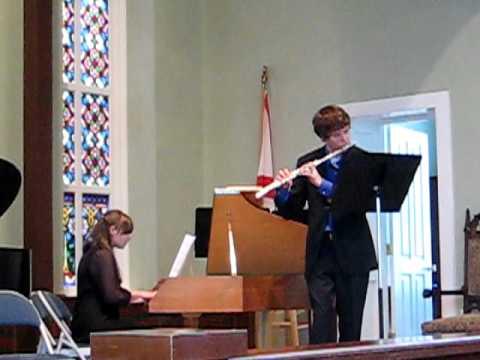 UWF Chamber Music recital Feb. 1, 2012
